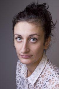 Sofia Ignatidou ESMH contributor